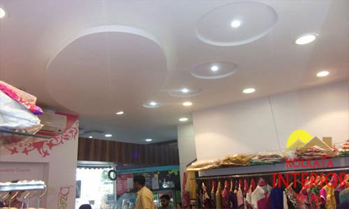 false ceiling ideas for showroom - False Ceiling Designs For Showroom